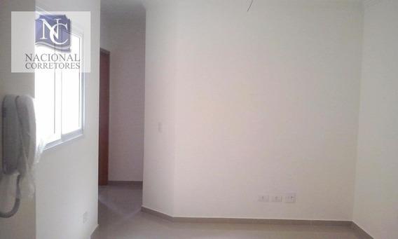 Apartamento Residencial À Venda, Parque Jaçatuba, Santo André. - Ap4579