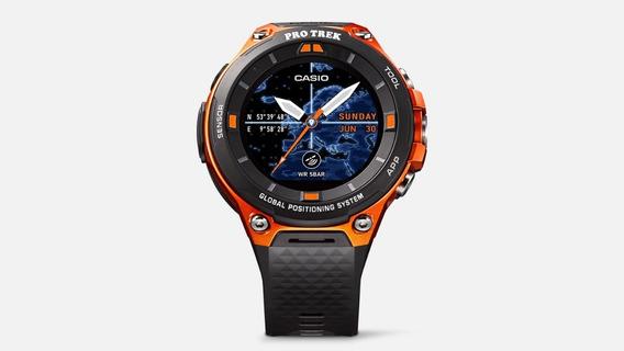 Relógio Casio Pro Trek Wsd-f20 (smart)