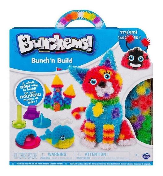 Bunchems Moldes Y Figuras
