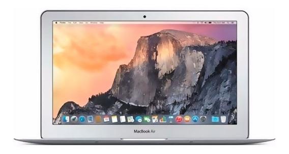 Notebook Apple Mac Air Core I5 1.6ghz Memória 8g Usado