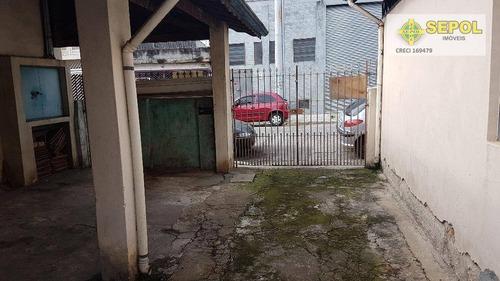 Casa Com 1 Dormitório À Venda, 60 M² Por R$ 900.000,01 - Vila Nova York - São Paulo/sp - Ca0147