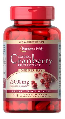 Arandano Rojo Cranberry X 120 Capsu - Unidad a $750