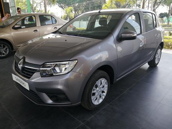 Renault Sandero Life + Ph2