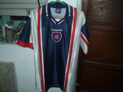 Camiseta De San Lorenzo Luanvi Talle M