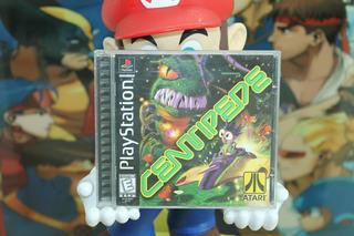 Centipede Para Playstation 1 Excelentes Condicones