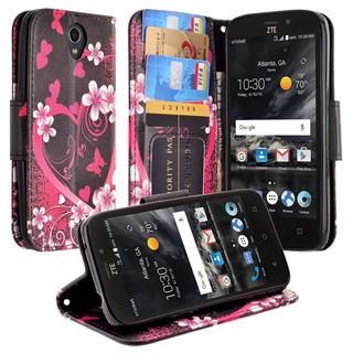Galaxy Wireless Para Zte Maven Funda Zte Overture Fun...