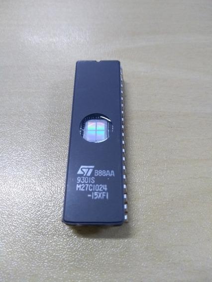 27c1024 Dip-40 (m27c1024-15xf1) Original - Lote De 5 Pçs