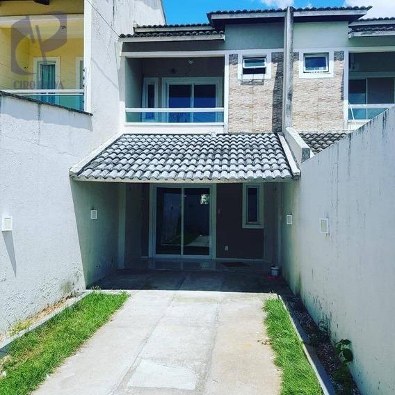 Casa Duplex Na Lagoa Redonda - Ca3011