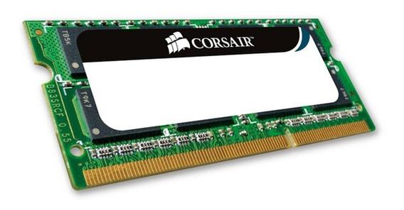 Memoria Ram Pc Ddr3 4gb Corsair 1600 Mhz Value