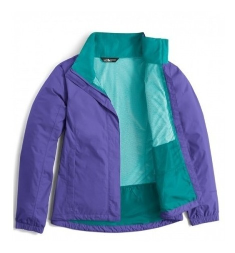Chamarra Resolve The North Face Mujer Impermeable