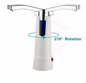 Bomba P/ Galão Torneira Elétrica Bebedouro Água Recarregável