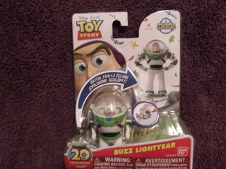 Toy Story Buzz Lightyear Hatch Heroes Año 2015 Kikkoman65