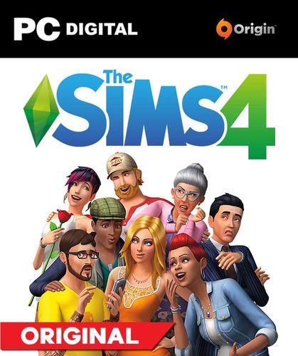 Los Sims 4 Pc Español / Original + Online Galería / Código