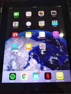 iPad 3 Generacion Con Teclado Cargador Cover Usada