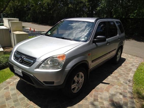 Honda Cr-v Lx 4x4 Rural Automatica