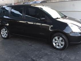 Nissan Livinia 2010 Automatica Financio Em Ate 48 X