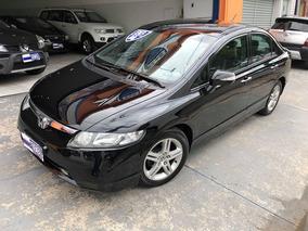 Honda Civic 1.8 Exs Flex Automatico 2008 Completo 88.000km