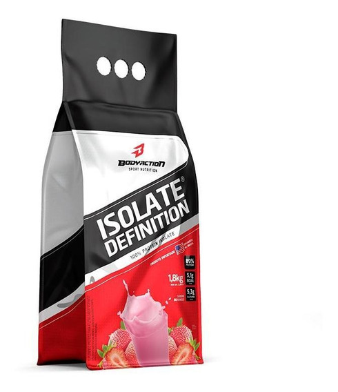Isolate Definition Refil (1,8kg) Bodyaction