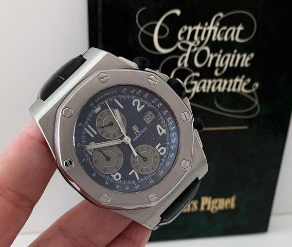 Audemars Piguet Royal Oak Offshore Chronograph The First