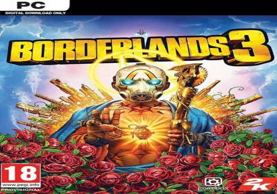 Borderlands 3 Pc (midia Física)