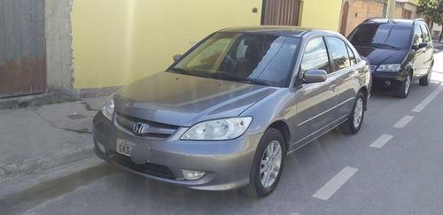 Honda Civic 2005 1.7 Lxl Aut. 4p 130 Hp