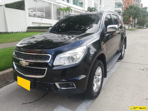 Chevrolet Trailblaizer Turbodiesel