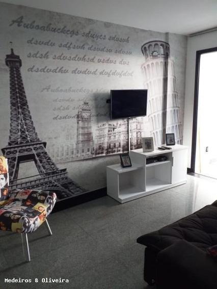 Apartamento Para Venda Em Rio De Janeiro, Recreio Dos Bandeirantes, 3 Dormitórios, 1 Suíte, 3 Banheiros, 1 Vaga - Apr_2-944458