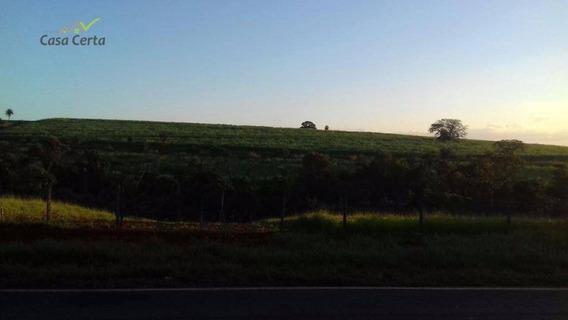 Chácara Rural À Venda, Condomínio Água Azul, Mogi Guaçu. - Ch0058