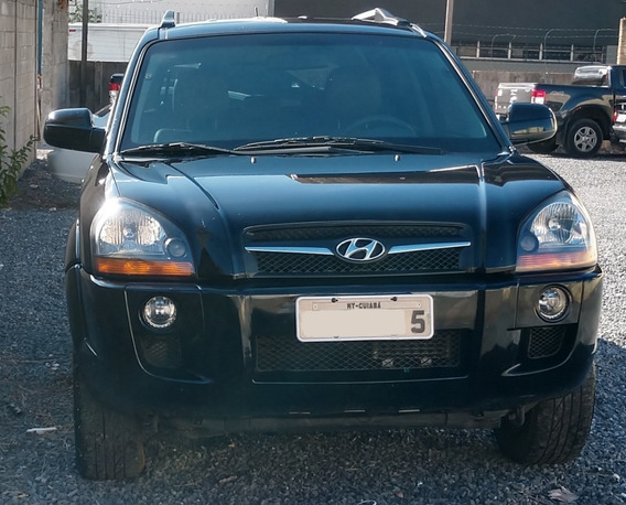Hyundai Tucson 2.0 Automático Preta 2012