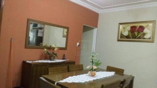 Imagem 1 de 21 de Sobrado Com 3 Dormitórios À Venda, 275 M² Por R$ 700.000 - Parque Das Nações - Santo André/sp - So3520