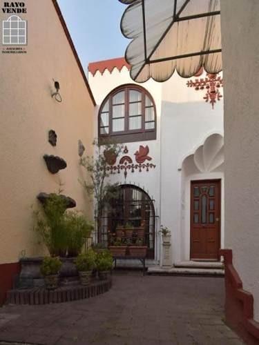 Casa En Venta Centro De Coyoacan