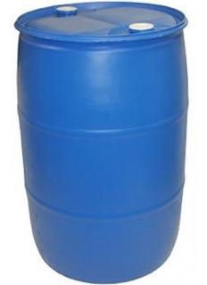 Tacho O Tambor Plástico Cerrado 200 Lts. (2 Tapas) Usado