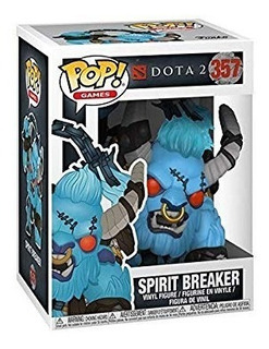 Funko Pop Dota 2 357 Spirit Breaker Nuevo Magic4ever