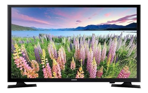 """Imagen 1 de 4 de Smart TV Samsung Series 5 UN40N5200AFXZA LED Full HD 40"""" 110V-120V"""