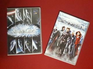 Box Quadrilogia X Men 4 Dvds