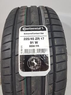 Neumático Continental Extremecontact Dw 225/45zr17 91w 408