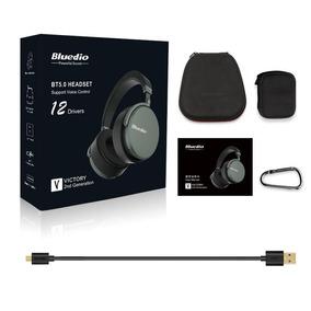 Fone Bluedio Victory V2 Bluetooth Original / Defeito Fábrica