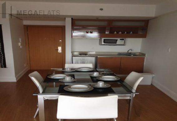 03232 - Flat 1 Dorm, Centro - Barueri/sp - 3232
