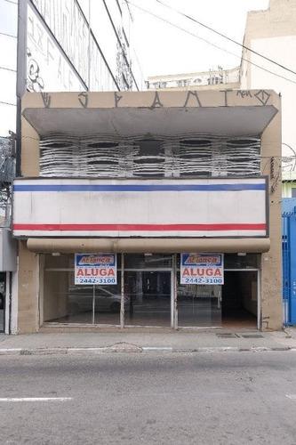 Imagem 1 de 15 de Salão Para Locação No Bairro Centro Em Guarulhos - Cod: Ai15385 - Ai15385