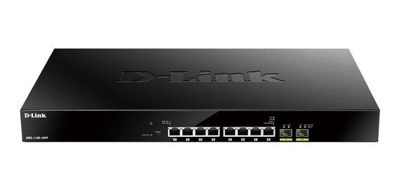 Switch D-link Smart Managed 2.5 Gigabit Ethernet Poe Dms-1 ®