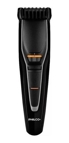 Imagen 1 de 4 de Recortadora de barba de recortadora de pelo Philco CB9800PN 220V