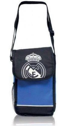 Imagem 1 de 2 de Lancheira Termica C/ Alca Real Madrid