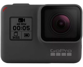 Gopro Hero 5 Black 4k 30 Fps 12mp Factory Rf Chdnh-b15 Contra Agua