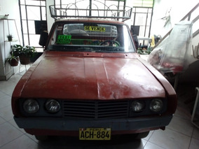 Camioneta Para Taxi-carga