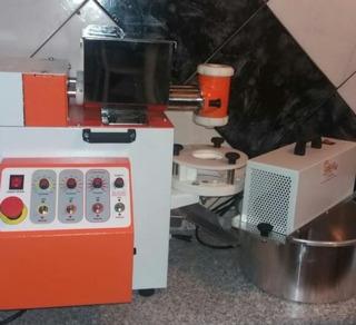 Máquina De Salgados E Doces + Masseira Compacta Print