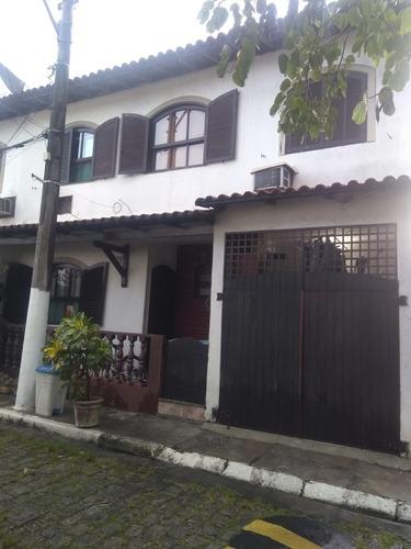 Imagem 1 de 14 de F205 Linda Casa Duplex Estilo Colonial No Galo Branco !!!