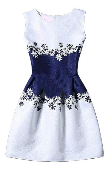 Vestido De Fiesta Vintaje, Muy Hermoso,,