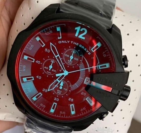 Relógio Diesel Dz4318 Original Vidro Camaleão