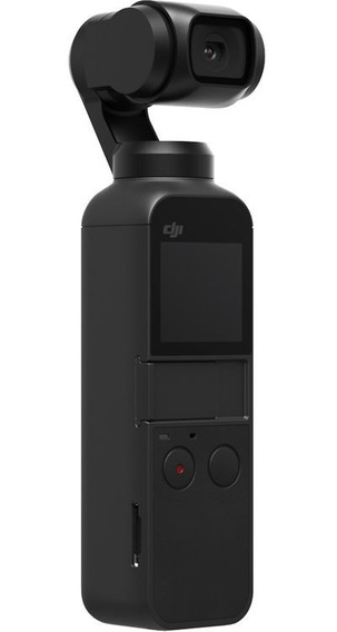 Camera Dji Osmo Pocket 4k60 Com Nota Fiscal