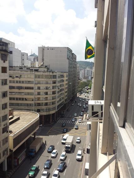Vendo Sala Comercial, De Frente; Avenida Amaral Peixoto, 300